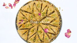 How To Make Baklava From Frozen Flaky Paratha Puff Pastry