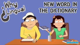 A New Word Is Added To The Dictionary Every Two Hours - English Lessons For Kids