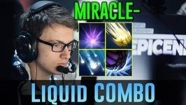 Miracle LIQUID COMBO SVEN EPICENTER Dota 2