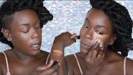 Dark Skin Concealer Hl And Contour Demo And Talk Through