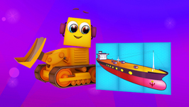 Ship- Kids' Learning Puzzles