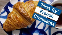How To Make Real French Croissants First Try