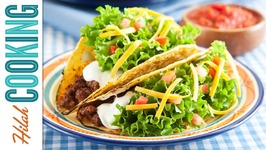 How To Make Tacos - Crispy Beef Taco