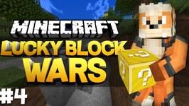 Minecraft Lucky Block Wars - Episode 4 - CHILL