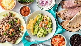 DIY Taco Buffet - Quick Dinner Recipes