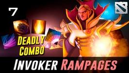 Dota 2 Invoker Rampages Ep. 7