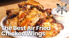 The Best Air Fried Chicken Wings