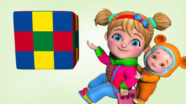 Shape Square Colors and Shapes  Children Learning Songs and Original Songs for Kids