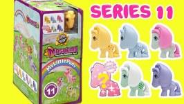 My Little Pony Mashems & Fashems Squishy (Series 11) FULL BOX Opening