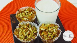 Banana Protein Muffins - Healthy High Protein