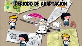 COMIENZA EL COLE! PERIODO DE ADAPTACI