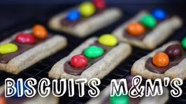 Recette Biscuit Chocolat M And M's Facile Et Rapide