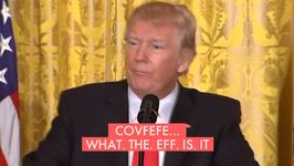 Covfefe Did Trump Have A Stroke While Tweeting?