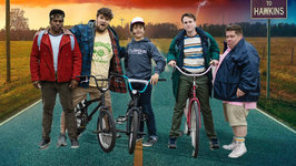 Stranger Things Meets E.T. In Real Life Parody