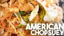 American Chopsuey