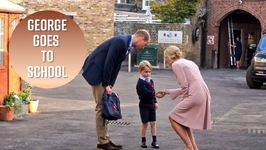 Inside Prince George's First Day Of School