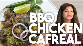 Chicken Cafreal - BBQ Grill Recipe