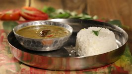 Lasooni Moong Dal - How To Make Lasooni Moong Dal - Simply Awesome Recipe