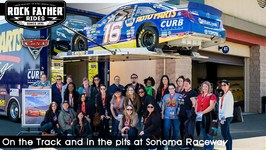 Racing Toward Disney Pixar CARS 3: On The Track at Sonoma Raceway!
