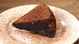 Flourless Chocolate Cake Recipe - Easy To Bake -Curries And Stories With Neelam