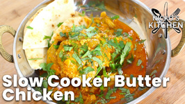 Slow Cooker Butter Chicken - Indian Recipe