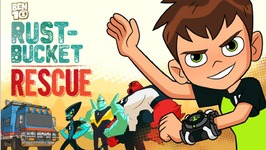 Ben 10 Rustbucket Rescue Full GamePlay - All Level Completed