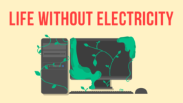 What If Electricity Suddenly Disappeared?