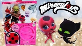 Find the Kwamis in the Gachapon Vending Machine Miraculous Ladybug
