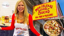 Best Chicken and Andouille Gumbo Recipe AUTHENTIC New Orleans Cooking School