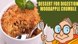 Wood Apple Crumble For Digestion  Respiratory Problems  Energy Booster