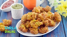 Veg Pakora-Mixed Vegetable Pakoda