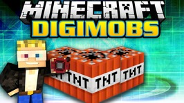 Minecraft Modded Survival - Digimobs Modded Adventures - Don't Blow Up My House 14