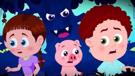 Halloween Tree - Schoolies Cartoons - Songs For Babies