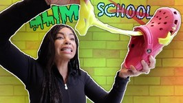Students vs Teacher! Slime Master Sneaks - New Toy Master