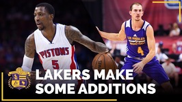 Lakers Sign Kentavious Caldwell-Pope And Alex Caruso