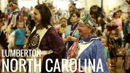 Lumberton, North Carolina - The Lumbee Powwow - Lumbee Generosity