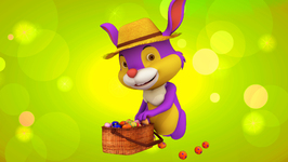 Hippy Hoppy Yes Papa - Easter Special Original Songs for Kids