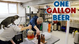 1 Gallon Of Beer - Your First HomeBrew Recipe