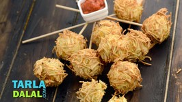 Vegetable Paneer And Noodle Balls