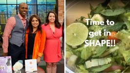 What I Actually Eat In A Day / Day 1-Weight Loss / Rachael Ray