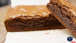 Brownies With Grand Marnier