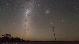 Timelapse Video Shows Geminid Meteor Shower Over Perth