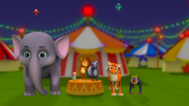 Animal Fair-Children's Popular Nursery Rhymes
