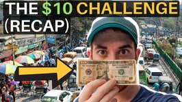 THE Dollar 10 CHALLENGE - recap from 23 countries