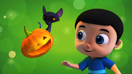 Peter, Peter, Pumpkin Eater- Halloween Songs for Children and Kids