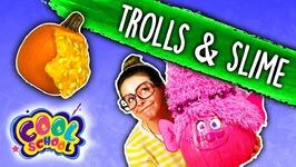 2 Pumpkin DIYs - Princess Poppy Pumpkin and Pumpkin Slime - Arts and Crafts with Crafty Carol