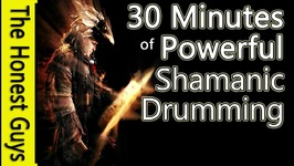 Powerful Shamanic Drumming 31 Mins - With Call-Back