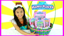 Giant Shopkins Happy Places Easter Surprise Basket