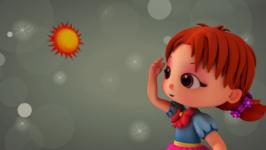 Rain Rain Go Away - Popular Nursery Rhymes for Kids