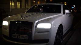 Rolls-Royce spirits guests to the inaugural Leopards awards, London